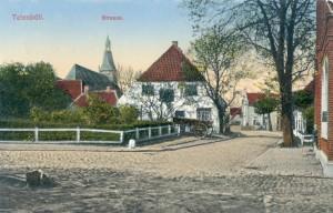 Postkartenansicht von 1918