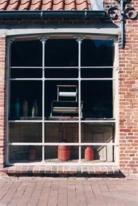 Fenster, Vorderfront