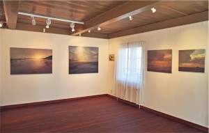 Ausstellungsraum Erdgeschoss Haus Peters