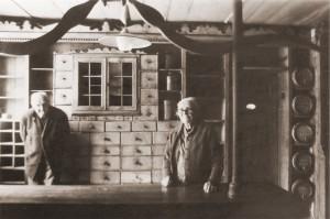 Paul und Luise Peters, die letzten Besitzer