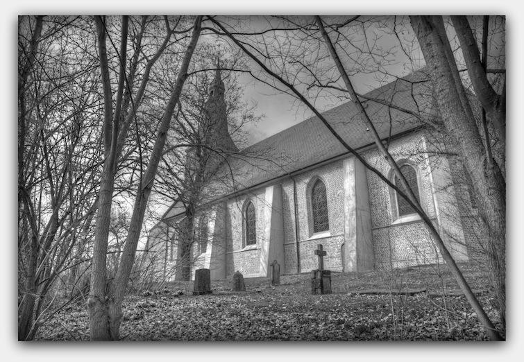 St. Annen, Tetenbüll, friedhof