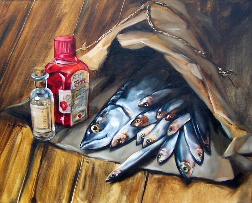Tintenfische von Jens Rusch
