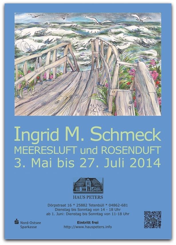 Schmeck Plakat