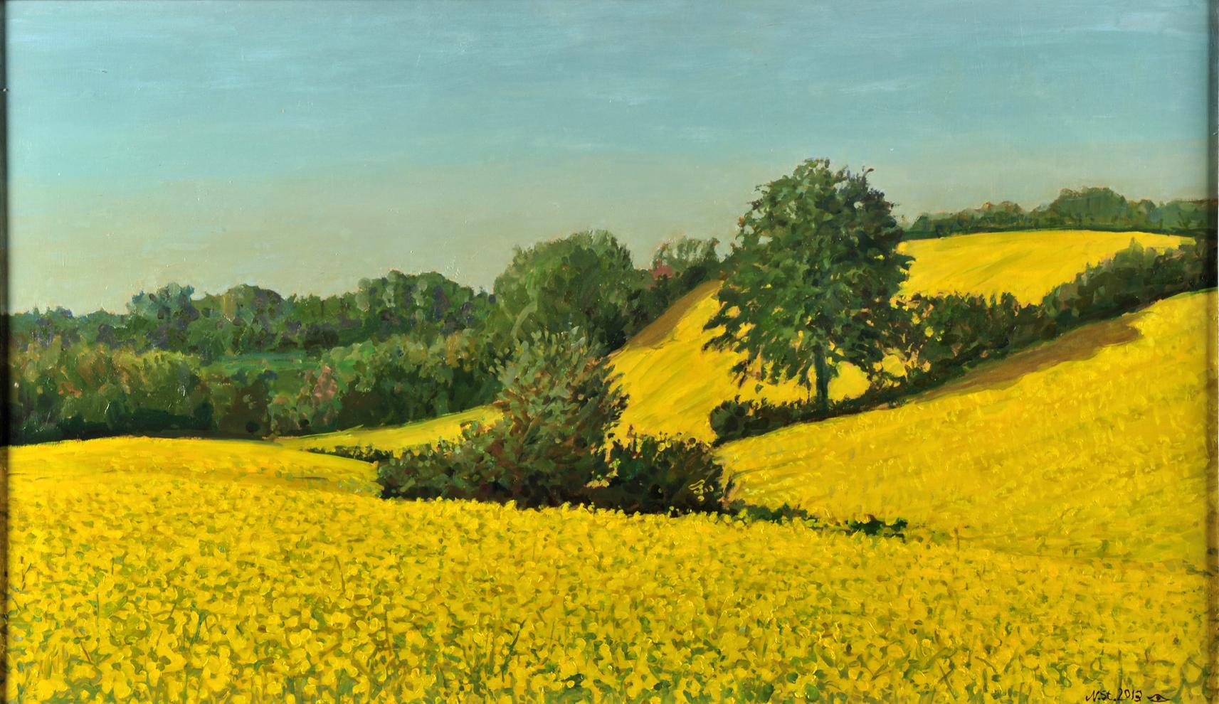 Landschaftsmalerei realismus  landschaftsmalerei | Haus Peters |